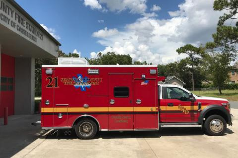 Seminole County has seen a significant increase in 911 calls in the past few months.