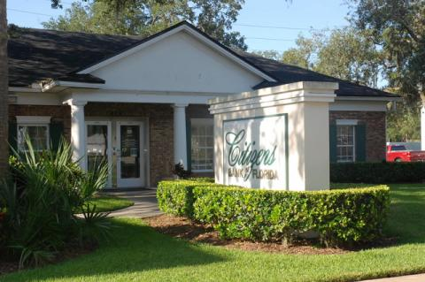 FAIRWINDS Credit Union announced that it is trying to acquire Citizens Bank of Florida, which has a branch at 413 W. 1st St., in Sanford (above).